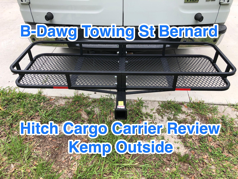 B-Dawg Hitch Cargo Carrier
