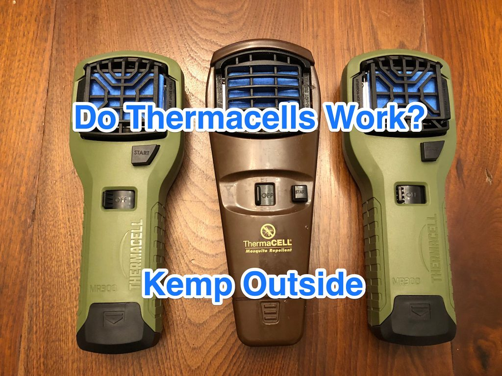 Thermacell Mosquito Repellant