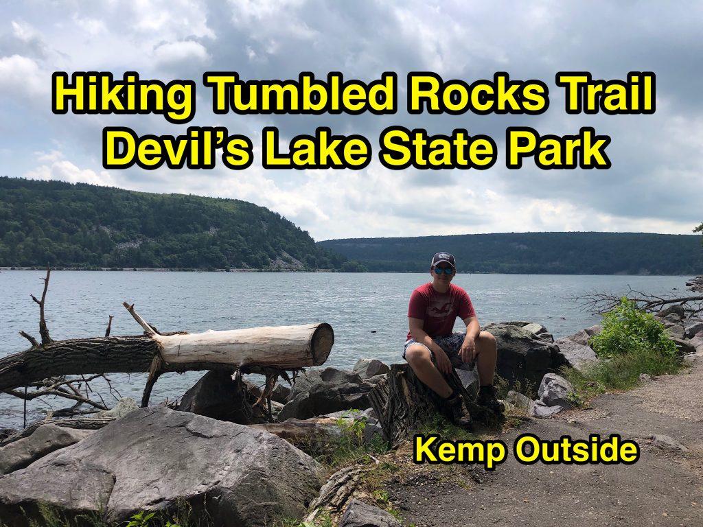 Hiking Tumbled Rocks Trail