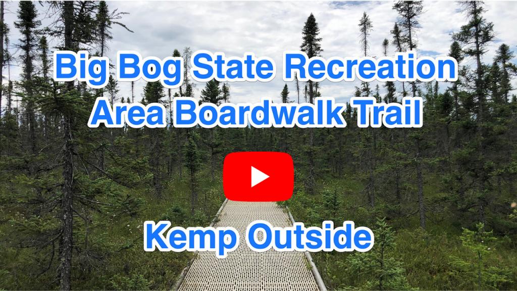 Hiking Big Bog SRA