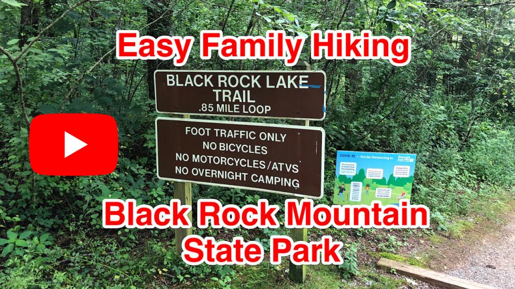 Hiking Black Rock Lake