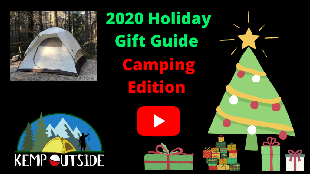 2020 Holiday Gift Guide Camping Edition