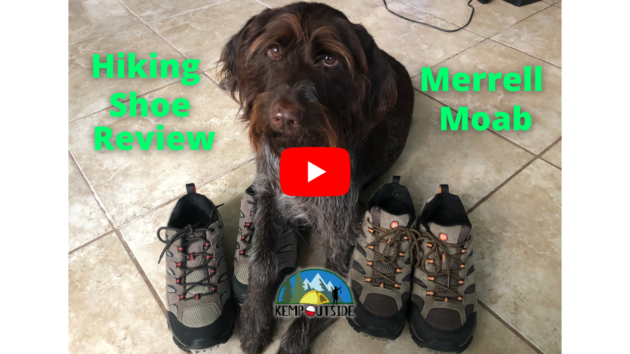 Merrell Moab Review