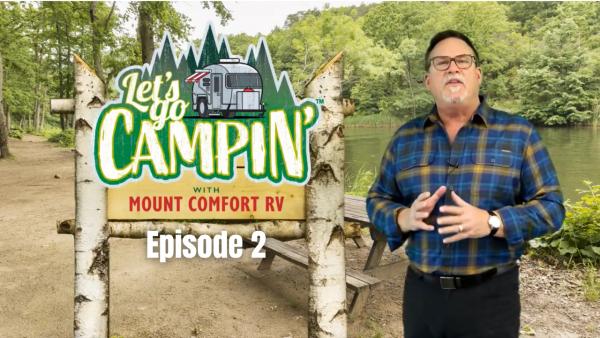 Let's Go Campin' Episode 2