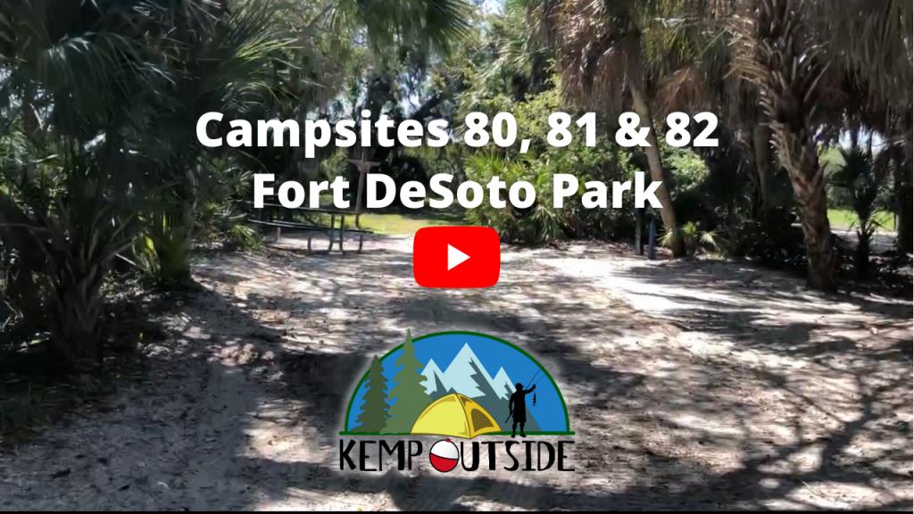 FD Campsites 80, 81 & 82