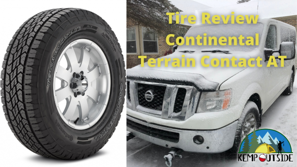 Tire Review Continental Terrain Contact AT
