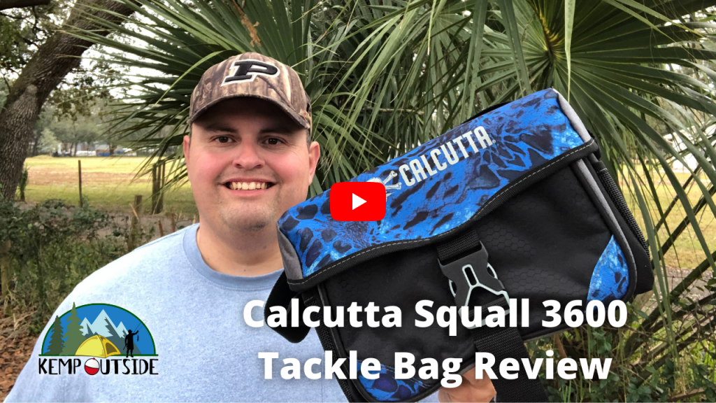 Calcutta Squall 3600 Tackle Bag Review