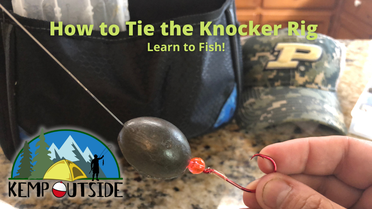 How to Tie the Knocker Rig
