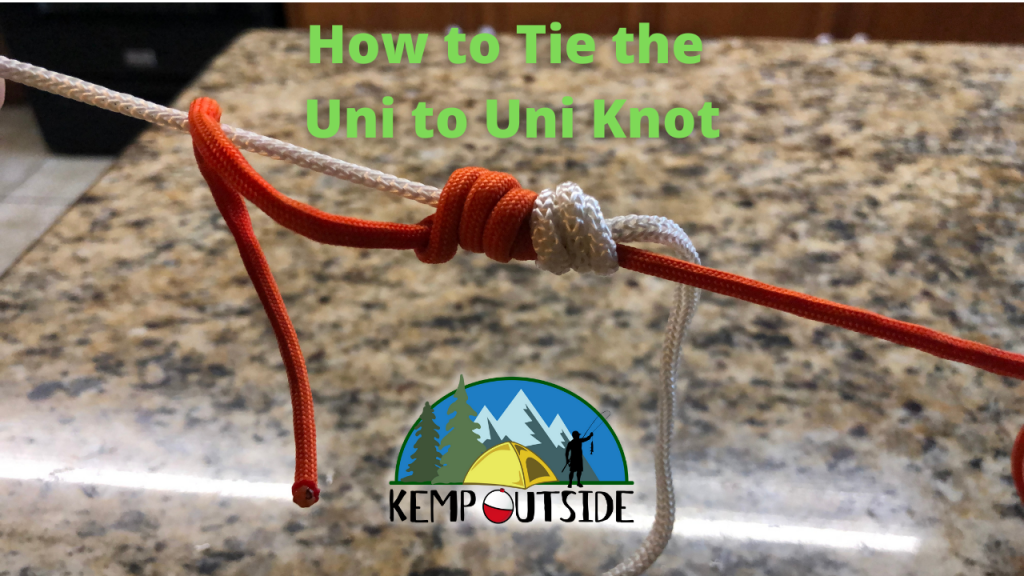 How to Tie the Uni to Uni Knot