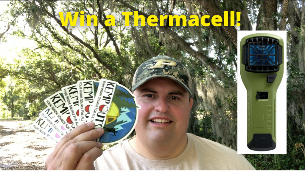 Win a Thermacell!